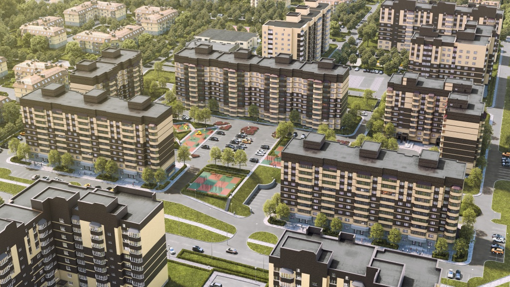 Продажа, 1 к. квартира, Клин, мкр Майданово, д. 2, к. 3